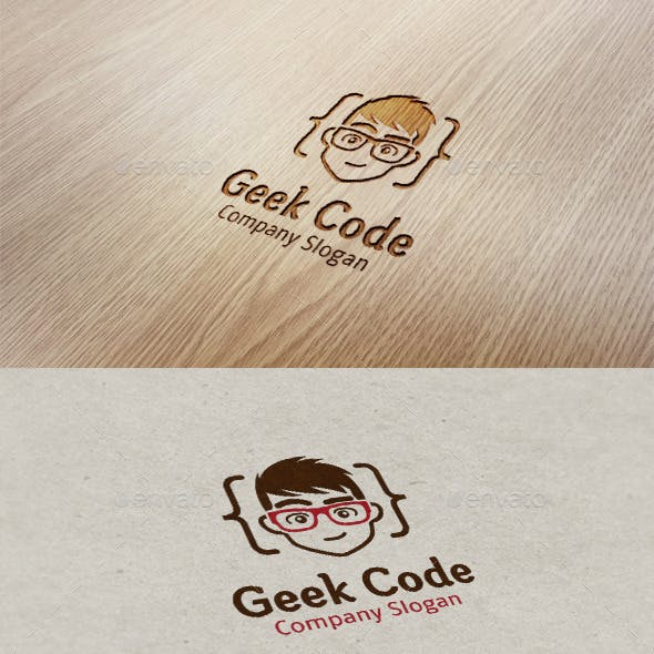 Geek Face Graphics, Designs & Templates from GraphicRiver