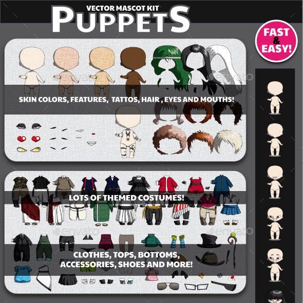 Puppets Avatar Kit