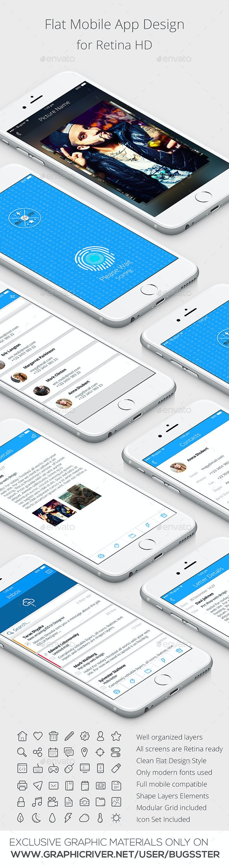 App Design for Smartphones