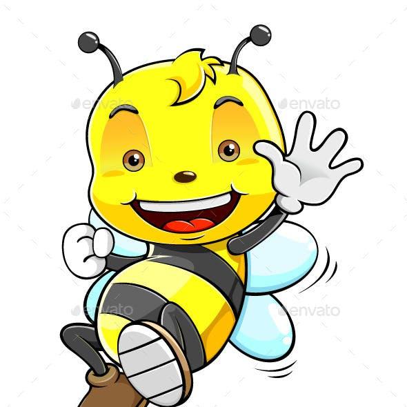 Honey Bee Character