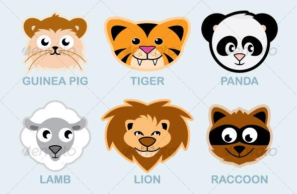 Baby Animals - Animals Characters