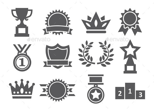 Awards Icons - Miscellaneous Icons