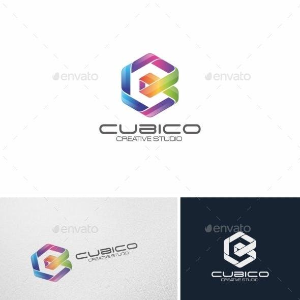 B Letter / C Letter - Logo Template