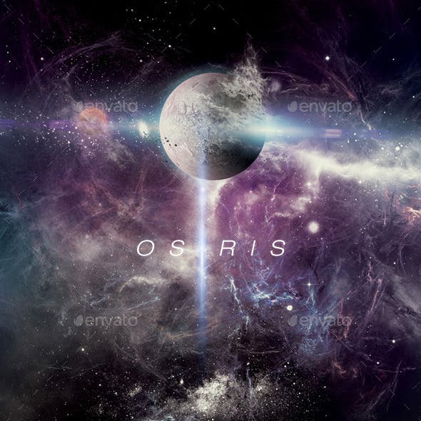 Osiris Space Art - Digital
