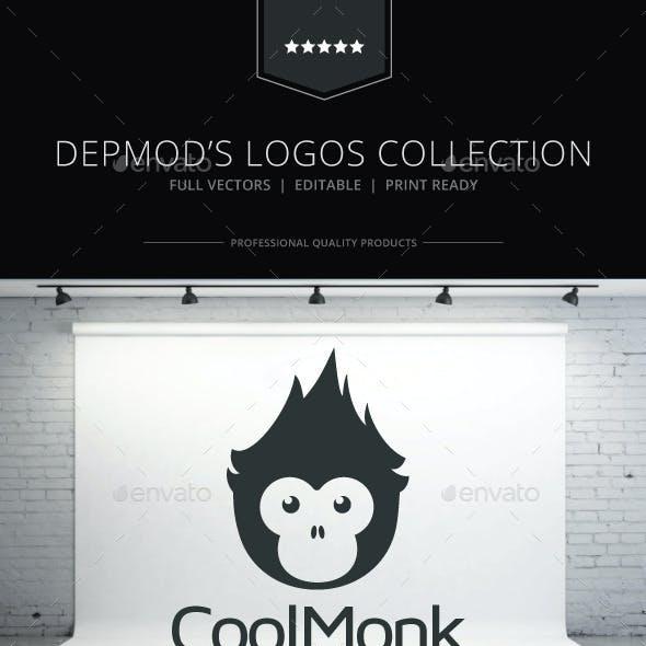 Cool Monk Logo