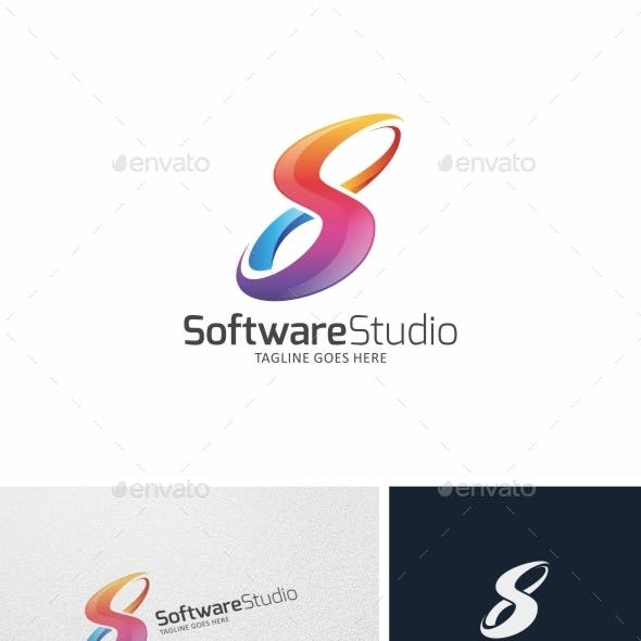 S Letter / Infinity - Logo Template