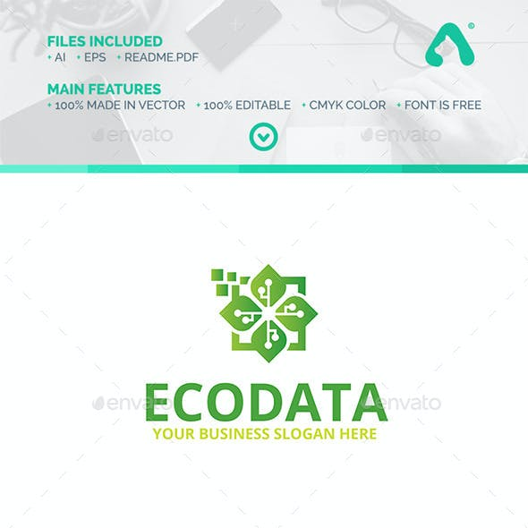 Eco Data Logo
