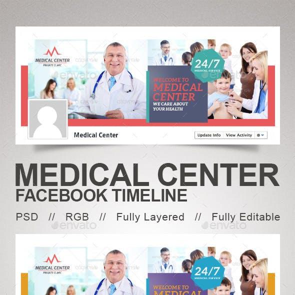 Medical Center Timeline
