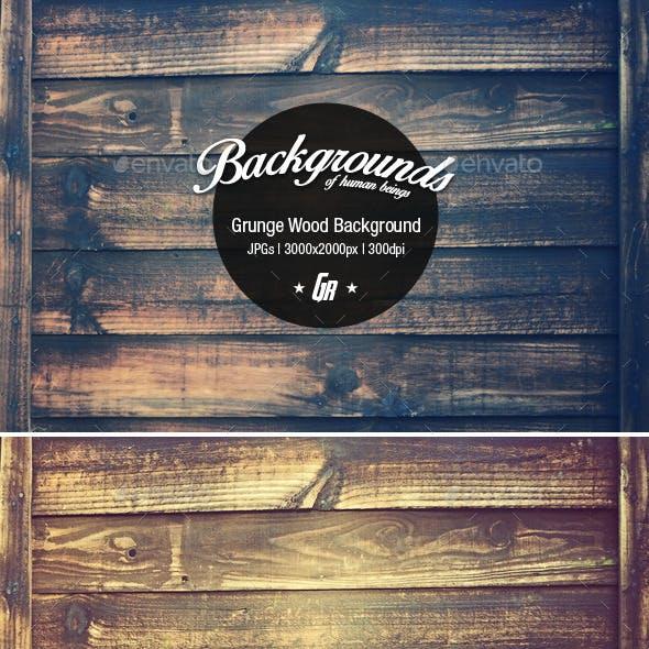 Wood Texture 007 - Grunge Wood Background