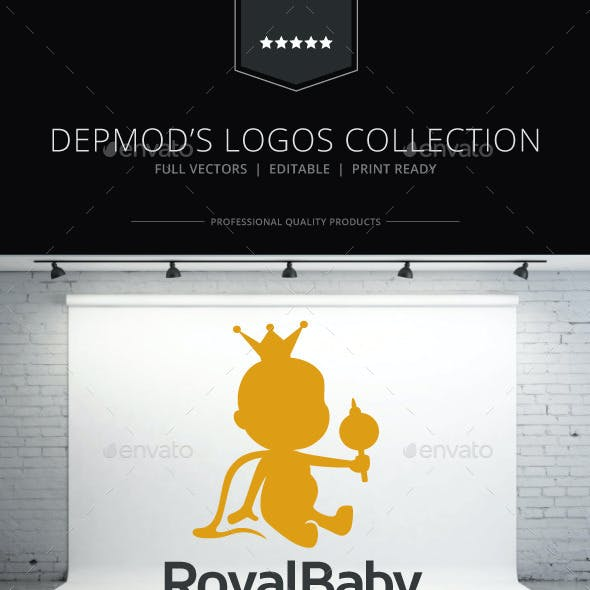 Royal Baby Logo