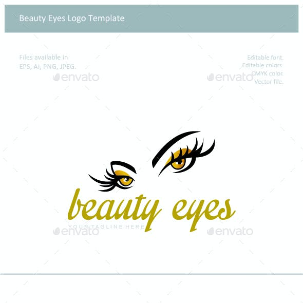 Beauty Eyes Logo