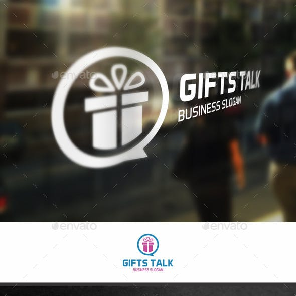 Talk About Gifts Logo