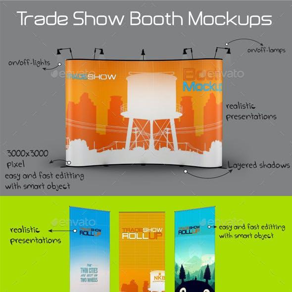 Trade Show Mockups