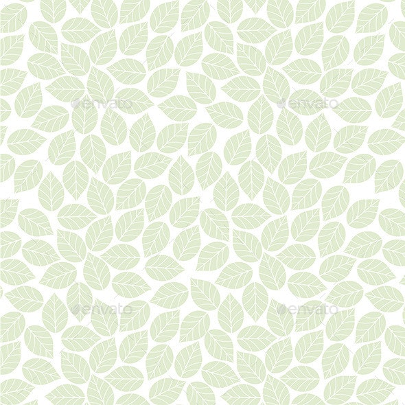Leaf Pattern - Patterns Decorative