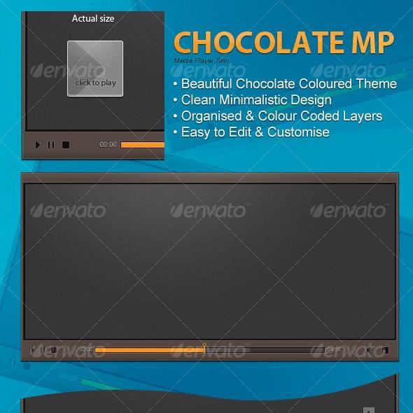 Chocolate MP Media Player