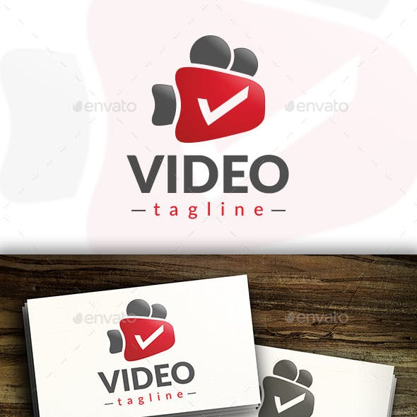 Video Subscribe Logo