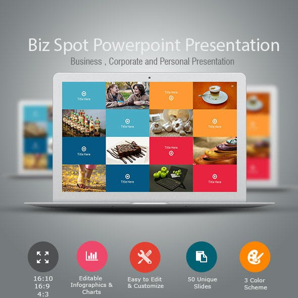 Biz Spot Power Point Presentation