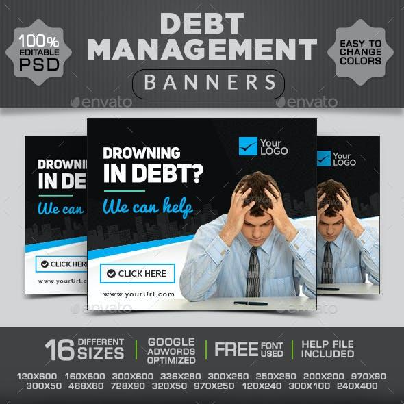 Financial Company Banners