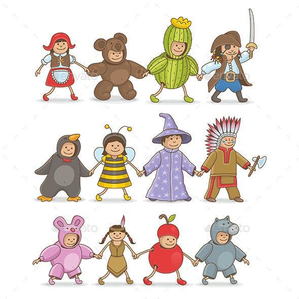 Christmas Costumes Kids