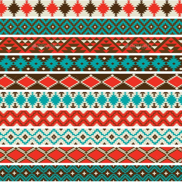 Native American Border Patterns