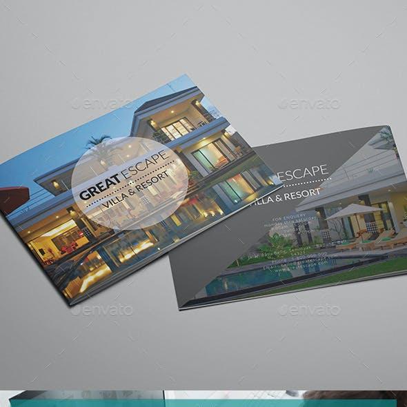 Great Escape - A5 Villa Resort Brochure