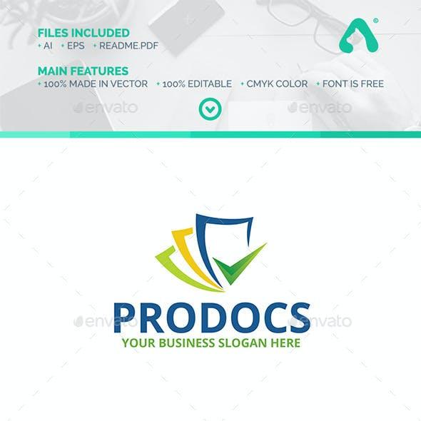 Pro Docs Logo