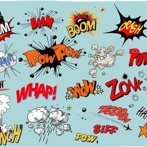 Comic Effects