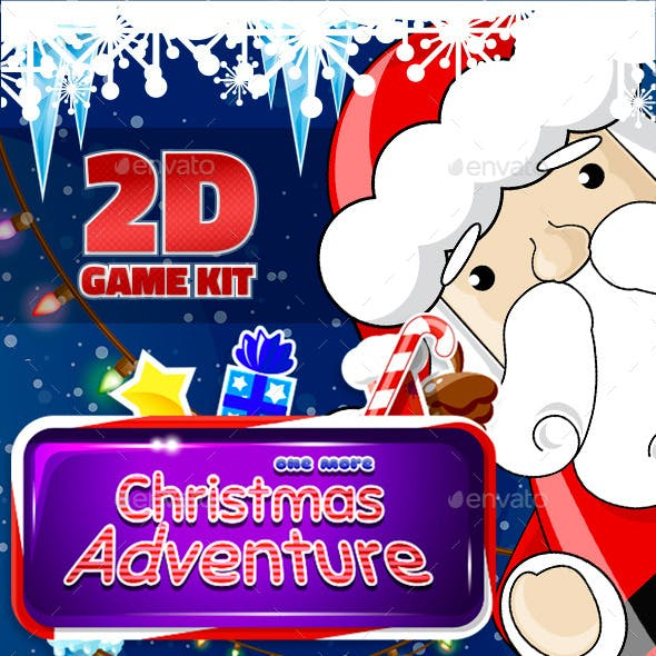 Christmas Adventure Game Kit