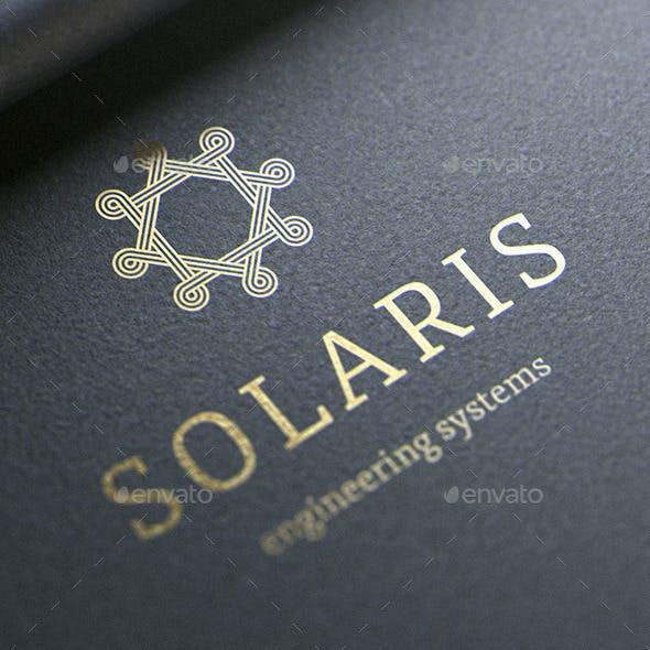 Solaris Logo Template