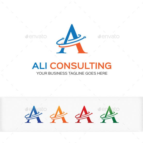 Ali Consulting / Letter (A)