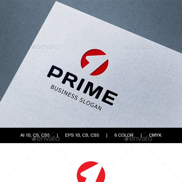 Prime Number One Logo