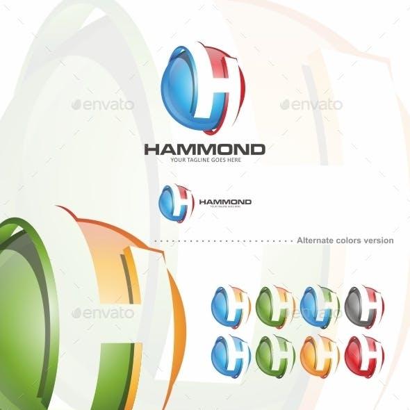 Hammond / H Letter - Logo Template