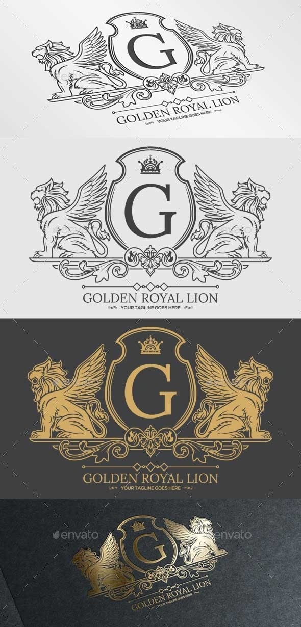 Golden Royal Lion Vol.1