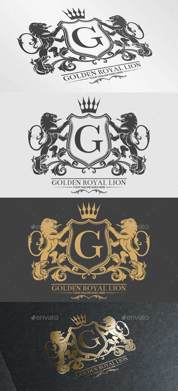 Golden Royal Lion Vol.2