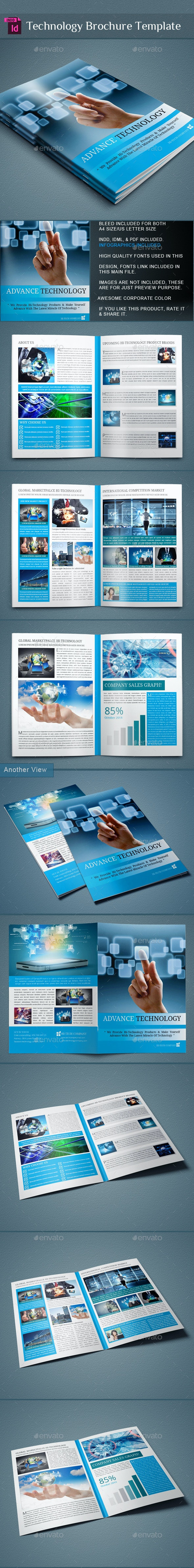 Technology Brochure Catalog - Corporate Brochures