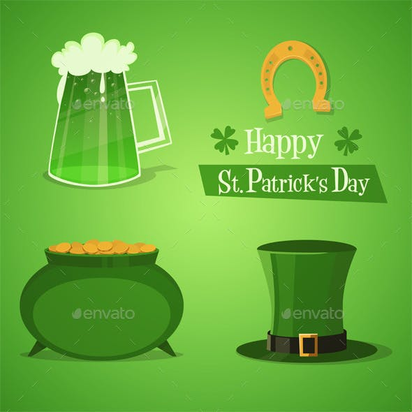 St. Patrick's Icons