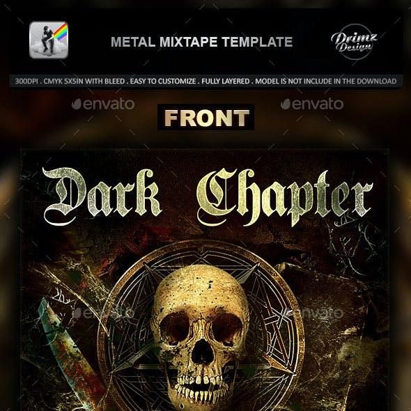 Metal Mixtape Template