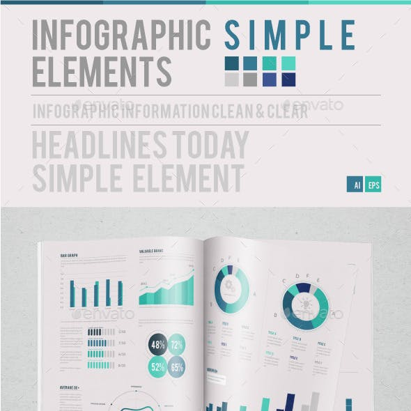 Infographic Simple