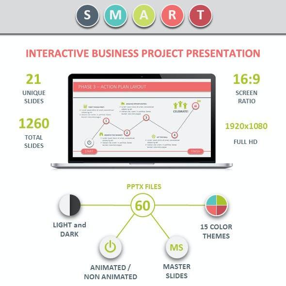SMART002 - Interactive PowerPoint Presentation