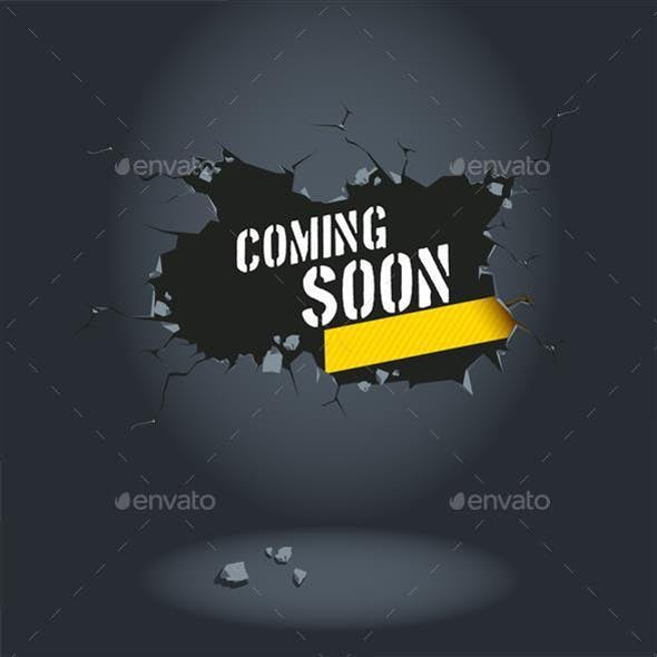 Coming Soon Announcement