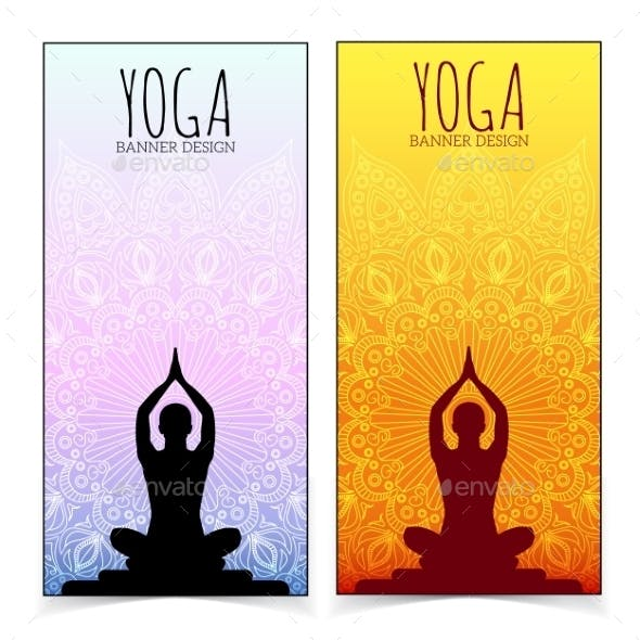 Yoga Banner Collection