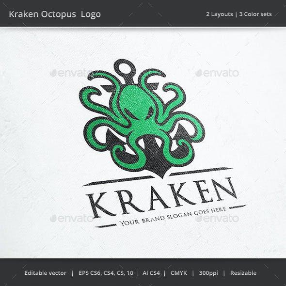 Kraken Octopus