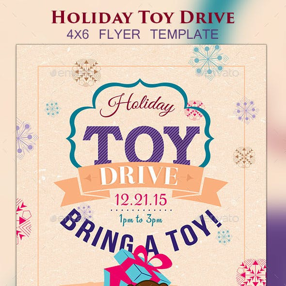 Holiday Toy Drive II