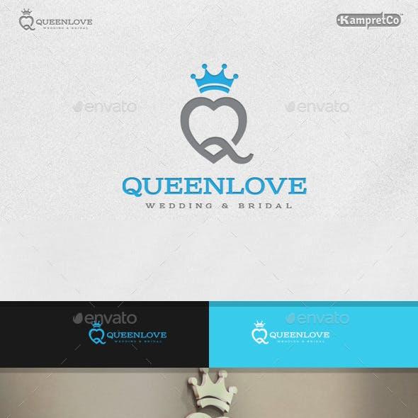 Crown Love Logo