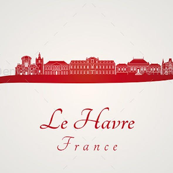 Le Havre Skyline