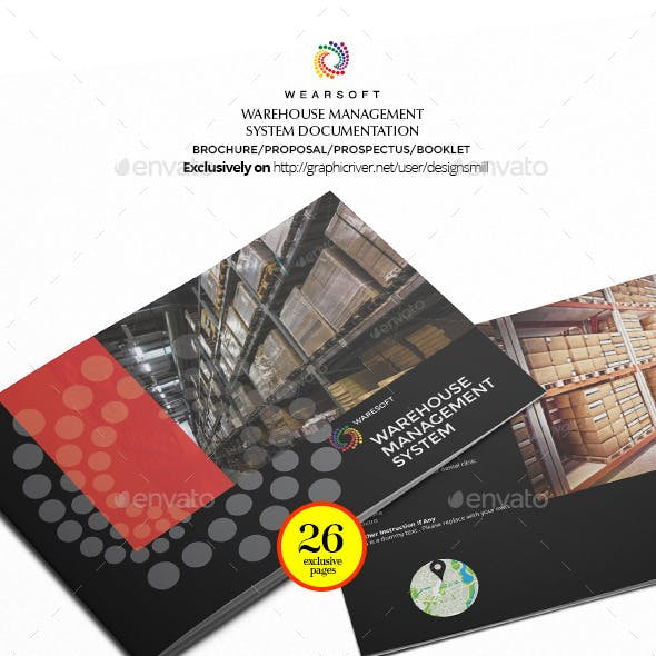 Warehouse Management System Template for Business