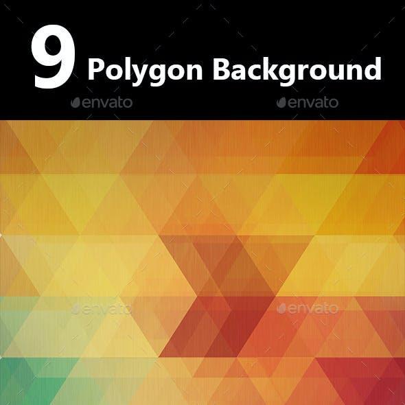09 Polygon Background Part 01