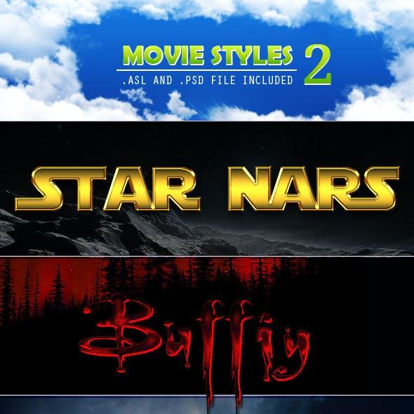 Movie Styles 2