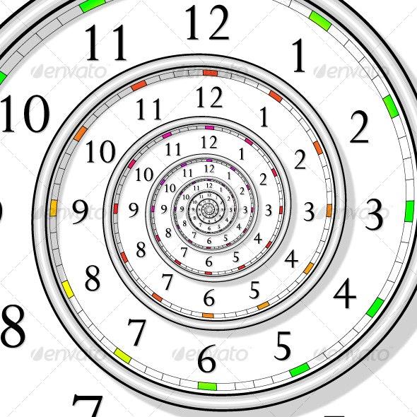 Time concept - Concepts Business