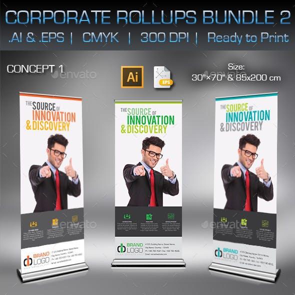 Corporate Business Rollups Bundle 2